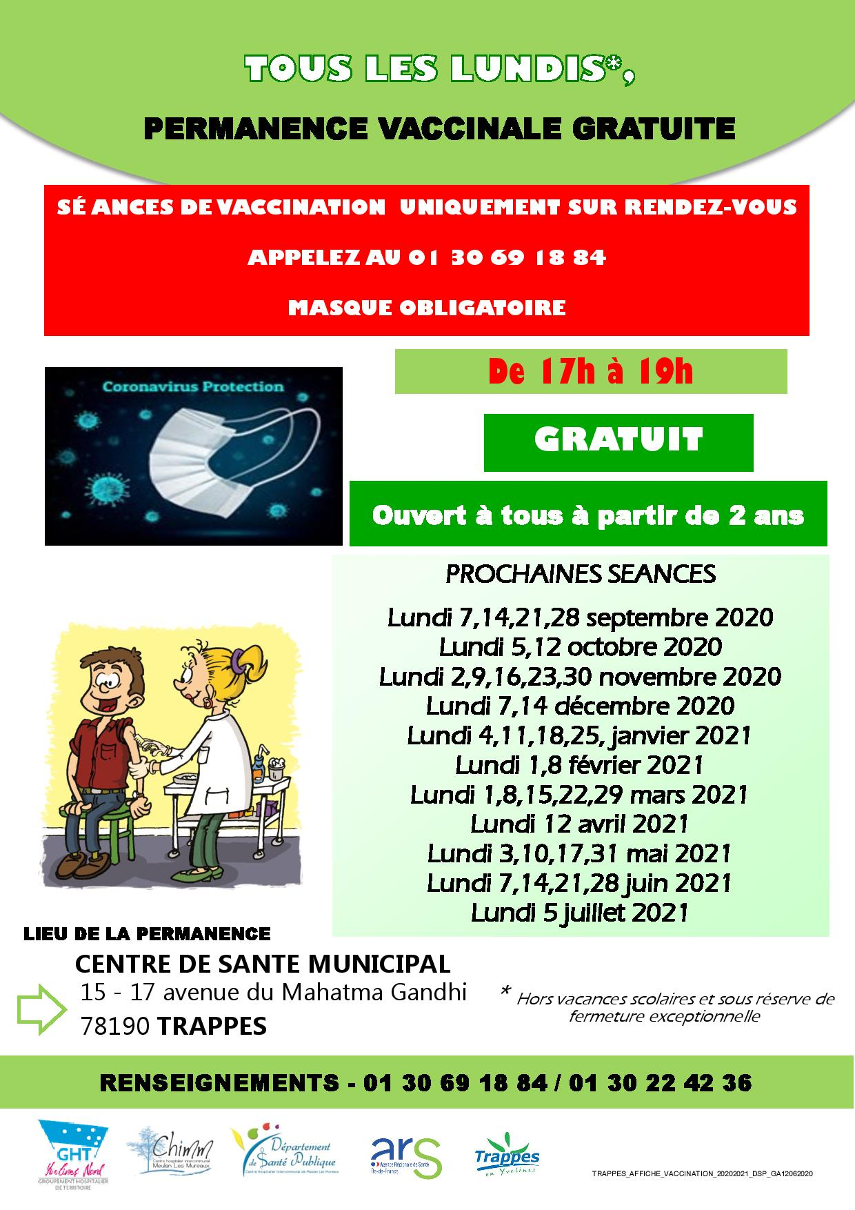 TRAPPES AFFICHE VACCINATION 20202021 DSP GA12062020 page 001